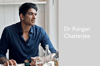 Dr Chatterjee na Natural and Organic Products Europe 2018